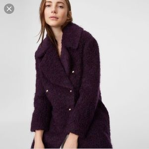 Club Monaco Remlee coat